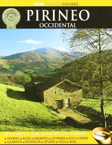 9788493597573: Pirineo occidental (Guias Conocer Navarra)