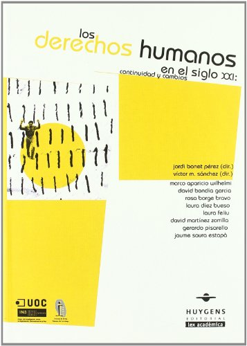 9788493598136: DERECHOS HUMANOS EN EL SIGLO XXI