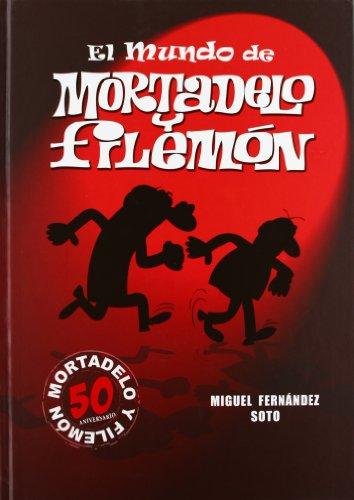 9788493599676: Pack mundo mortadelo y filemon (libro+2 dvd's)