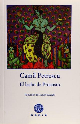 9788493603342: El lecho de procusto/ The Procrustes bed