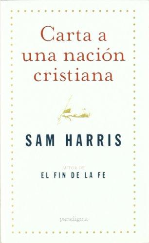 Carta a una nación cristiana - Harris, Sam