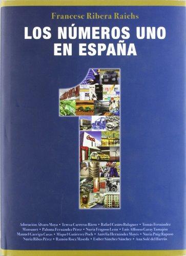 NUMEROS UNO EN ESPAÑA, LOS: Ribera Raichs, Francesc
