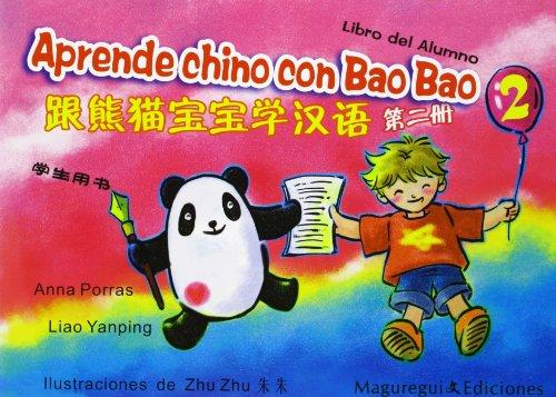 9788493622817: Aprende Chino Con Bao Bao 2