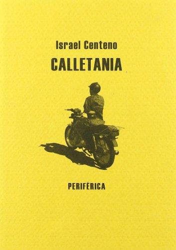 9788493623289: Calletania (Biblioteca portátil)