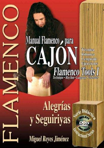 Manual Flamenco Para Cajon Flamenco Tools 1: Jimenez, Miguel Reyes
