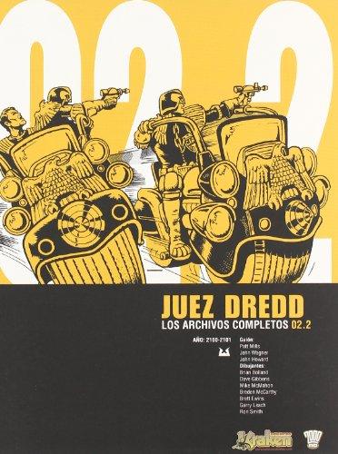 9788493628154: JUEZ DREDD LOS ARCHIVOS COMPLETOS 02.2 (Juez Dredd (kraken))