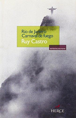 9788493629120: Río de Janeiro: carnaval de fuego