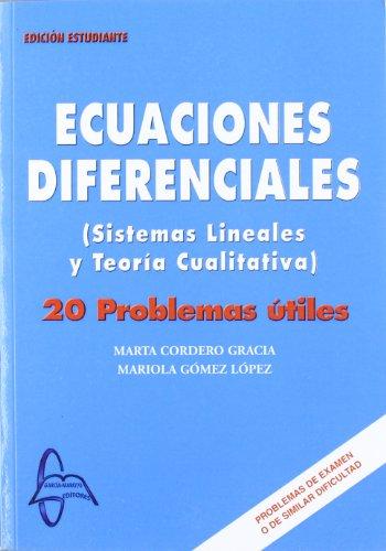 9788493629946: Ecuaciones diferenciales