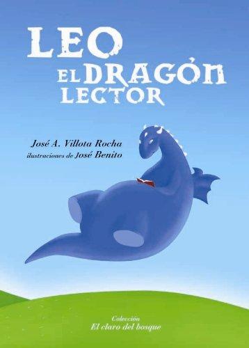 9788493632106: Leo, el Dragón lector (El claro del bosque)