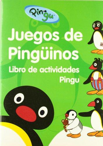 9788493637668 Juegos De Pinguinos Libro De Actividades Pingu 1