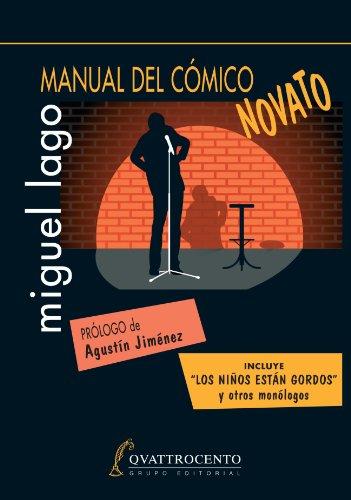 9788493639211: Manual Del Comico Novato