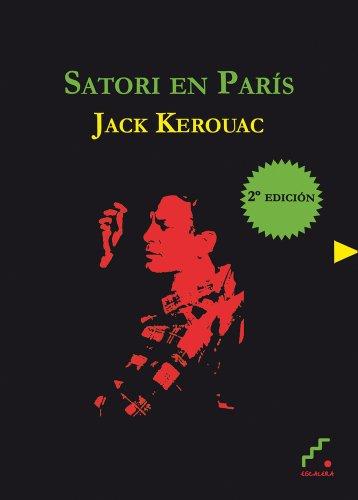 Satori en Paris (Precursores) (Spanish Edition): Kerouac, Jack