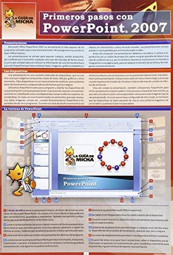 9788493645595: La Guía de Micha: Primeros pasos con Powerpoint (Guia De Micha)
