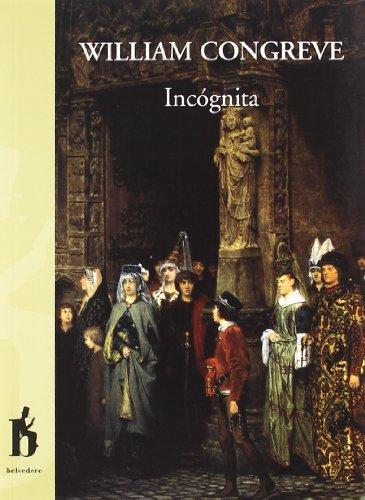 9788493653378: Incognita (Narrativa (belvedere))