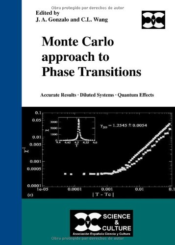 9788493653798: Monte Carlo Approach to Phase Transitions (Spanish Edition)