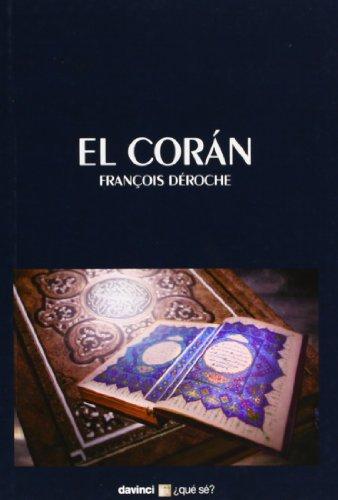 CORAN,EL (9788493654948) by François Déroche
