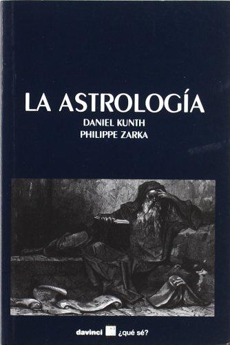 9788493654962: La astrología