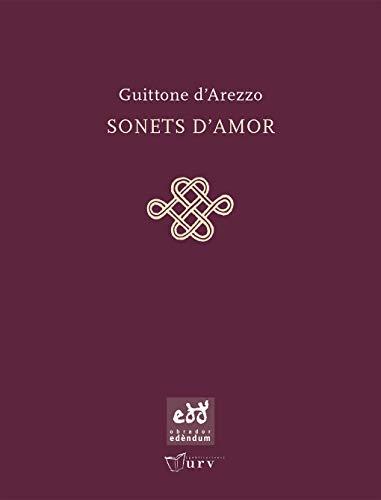 9788493660925: SONETS D'AMOR