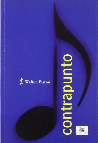 9788493663162: CONTRAPUNTO (IDEA BOOK) PISTON