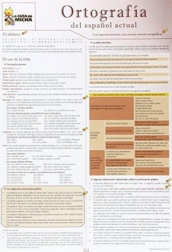 9788493664053: La Guía de Micha: Ortografía del Español Actual (Guia De Micha)