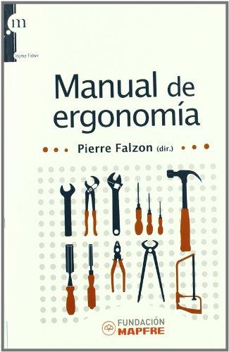 9788493665562: MANUAL DE ERGONOMIA