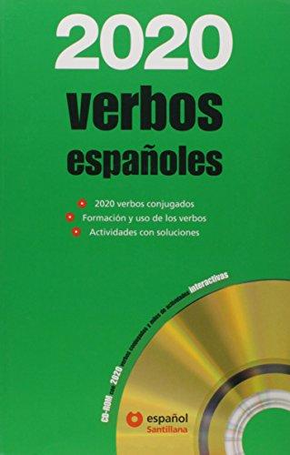 9788493668891: 2020 verbos españoles (+CD-rom)
