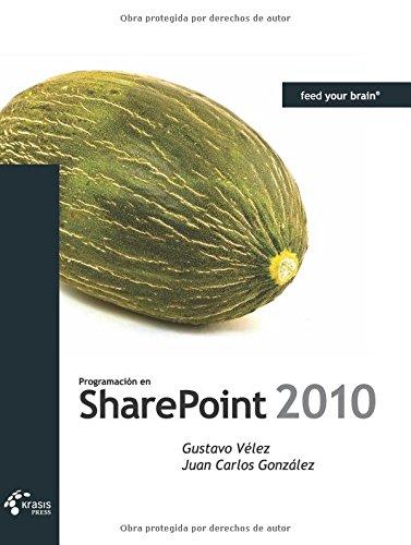 9788493669669: Programación en Sharepoint 2010 (Spanish Edition)