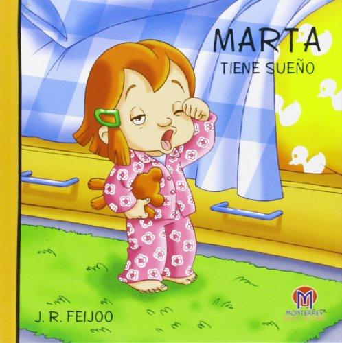 9788493670320: MARTA TIENE SUE¥O