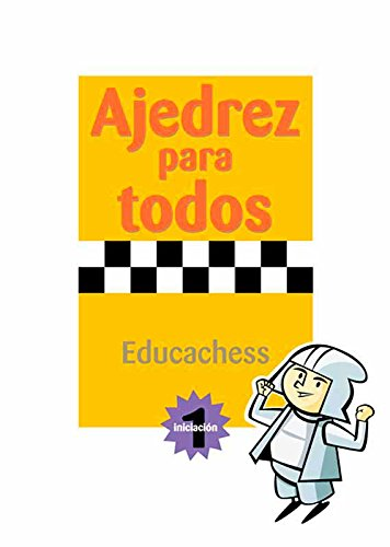 9788493672089: Ajedrez para todos. Iniciación 1