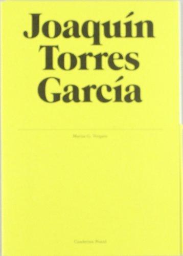 9788493672997: Joaquin Torres Garcia (postal Castellano)
