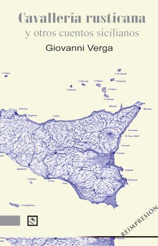 9788493677459: Cavalleria Rusticana Y Otros Cuen (Breves)