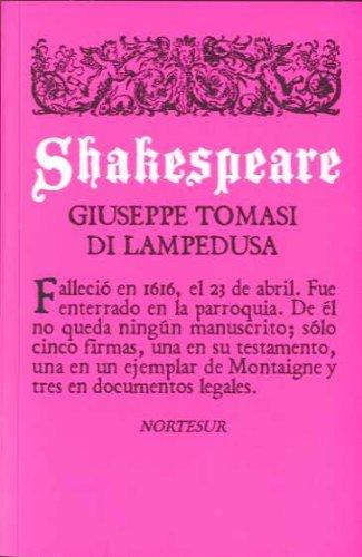 9788493683498: Shakespeare (Nortesur Ómnibus)