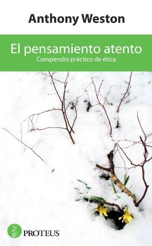 9788493699970: El pensamiento atento (Spanish Edition)