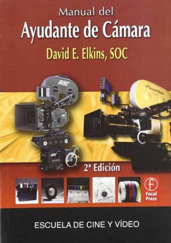 9788493701062: Manual Del Ayudante De Camara
