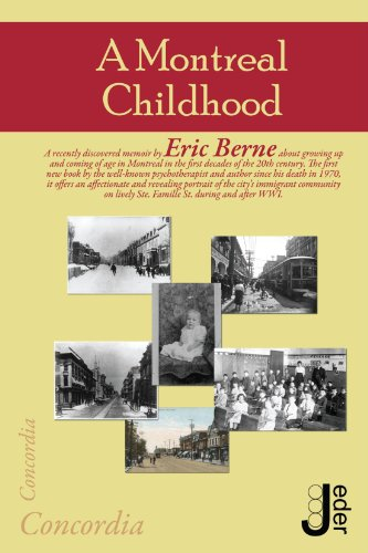 9788493703240: A Montreal Childhood