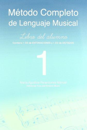 9788493706456: Método completo de lenguaje musical, 1 nivel