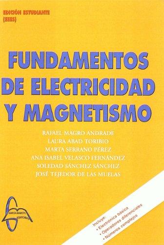 9788493710514: Fundamentos de electricidad y magnetismo