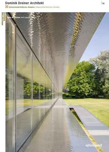 9788493711207: Work Spaces: Offices: No. 9: Dominik Dreiner Architekt (Singular Architecture)