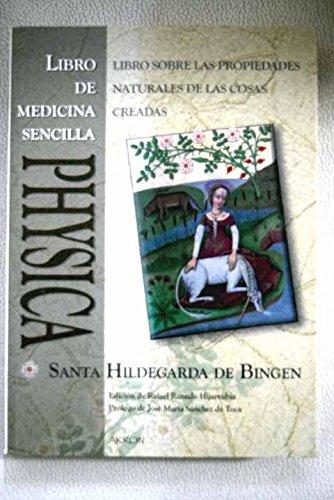 9788493719227: Libro de medicina sencilla - physica