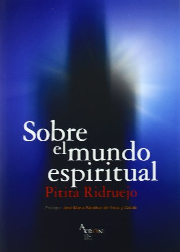 9788493719289: Sobre el mundo espiritual
