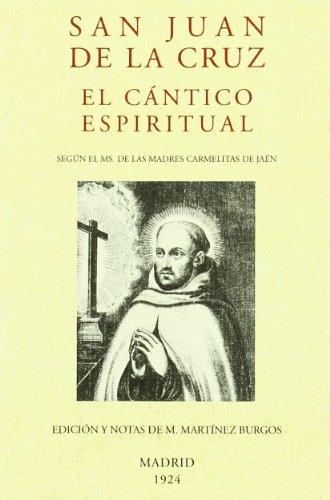 9788493719753: CANTICO ESPIRITUAL, EL (JDJ)