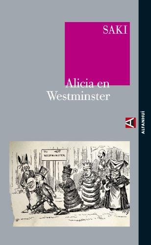 9788493726904: Alicia En Westminster (ALFANHUÍ)