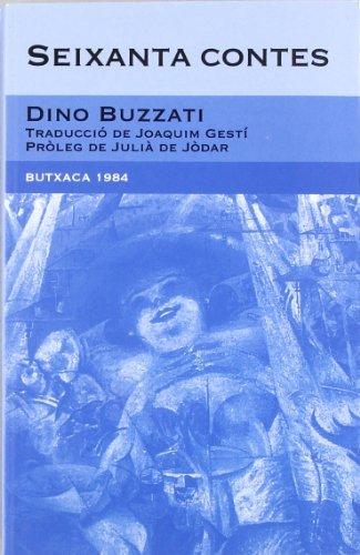 9788493733407: Seixanta contes (Butxaca 1984)