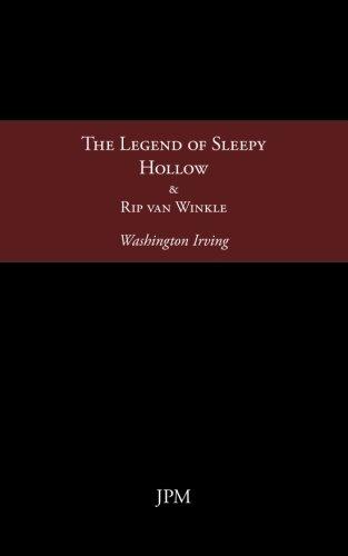 9788493733889: The Legend of Sleepy Hollow: Rip van Winkle