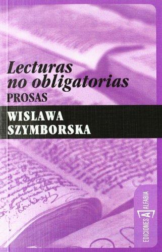 9788493734848: Lecturas no obligatorias