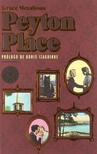 9788493736262: Peyton Place
