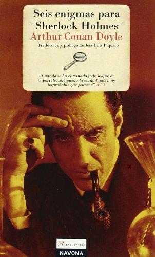 9788493739379: Seis enigmas para Sherlock Holmes/ Six Puzzles for Sherlock Holmes (Spanish Edition)