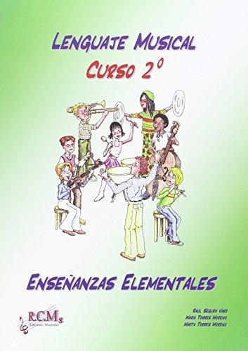 9788493740603: Lenguaje musical. 2 grado elemental