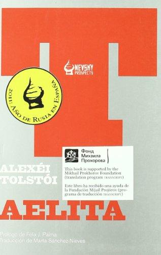 Aelita (Paperback): Alexei Tolstoi