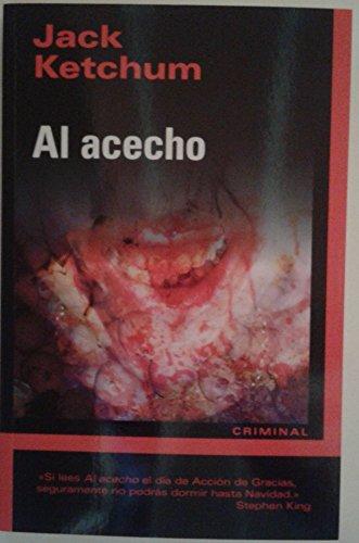 9788493747688: Al acecho